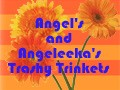 Angel's and Angeleeka's Trashy Trinkets - logo